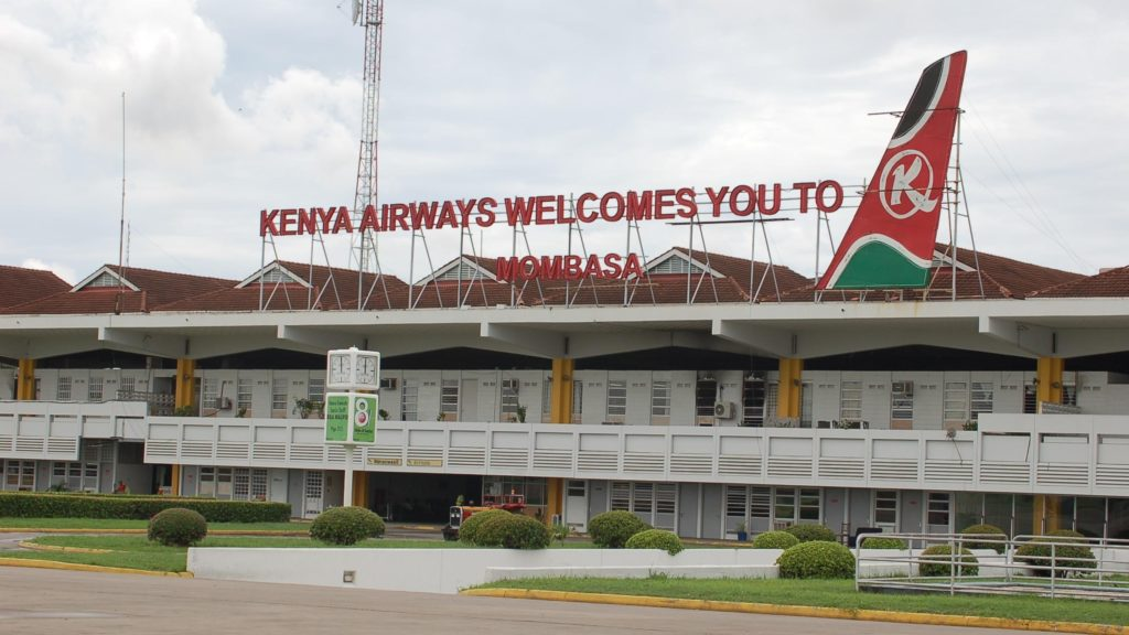 Mombasa Airport flughafentransfer Mombasa Trasferta Aeroporto Mombasa