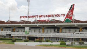 Aeroporto Internazionale di Mombasa