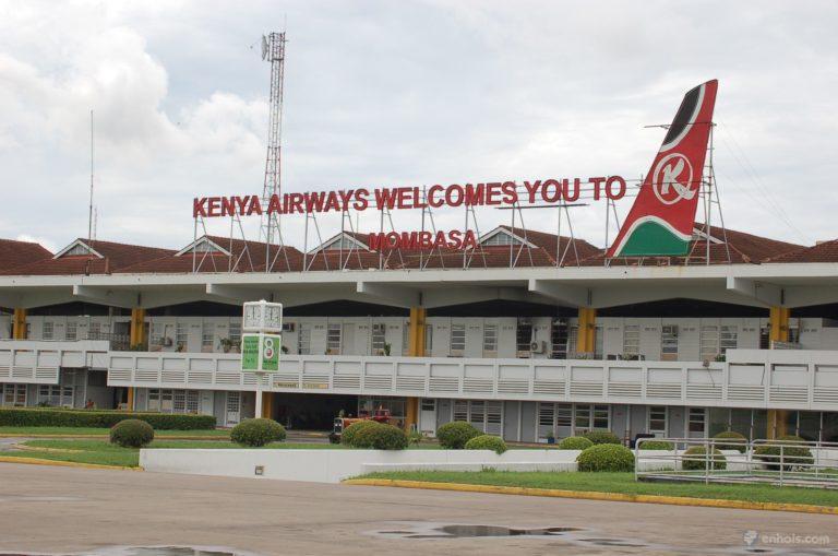 Mombasa Airpot