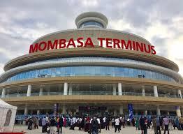 mombasa train station