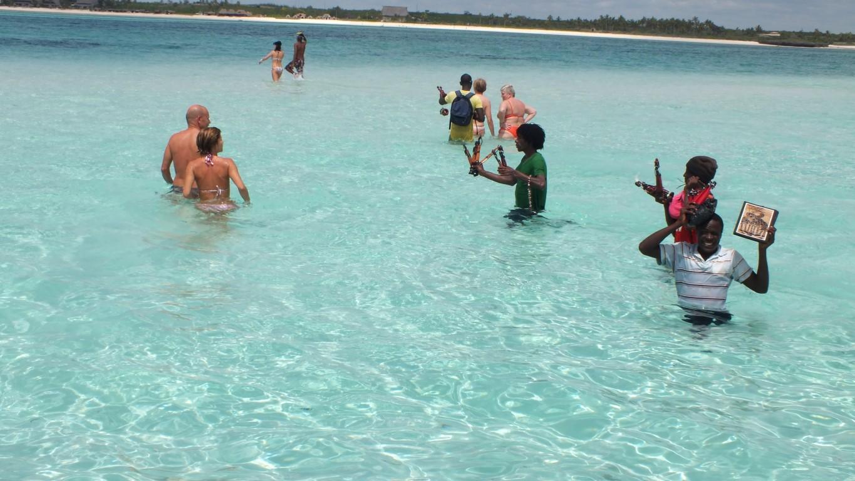 Exkursionen Kenya 2020 Excursions Kenya 2020 Escursioni Isola Dell'Amore Love Island Excursion Kenya Watamu Liebesinsel